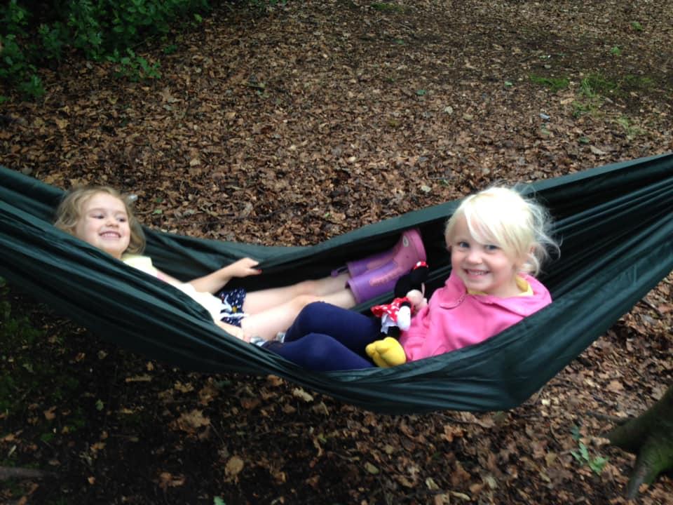 OSC - Girls in hammock