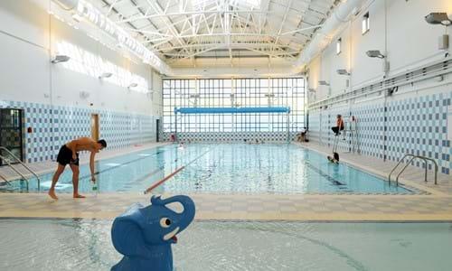 MHL - Swimming venue